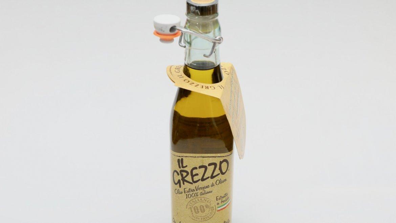 Оливковое нераф. масло «IL Grezzo»