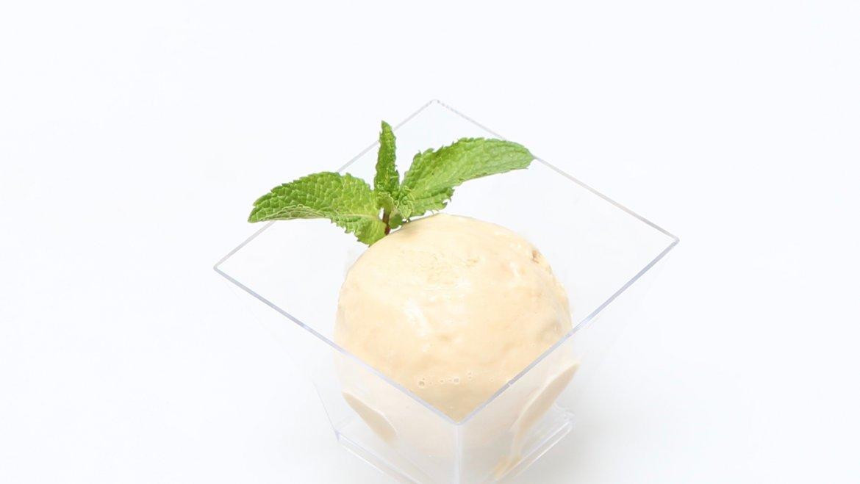 Мороженое крем-брюле