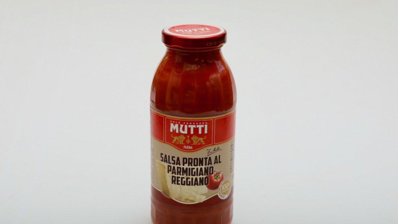 Томатный соус с сыром Пармеджано