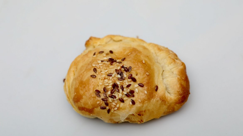Пирожок «Барелли» с сыром Рикотта и Пармезан