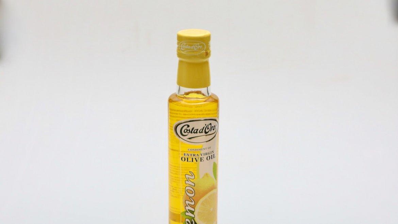 Оливковое нераф. масло со вкусом лимона