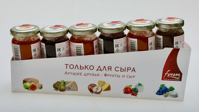 Соус фрукт.-прян. инжирный «Furore»