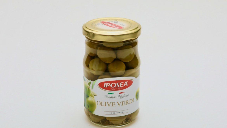 Оливки целые «И.П.О.С.Е.А»