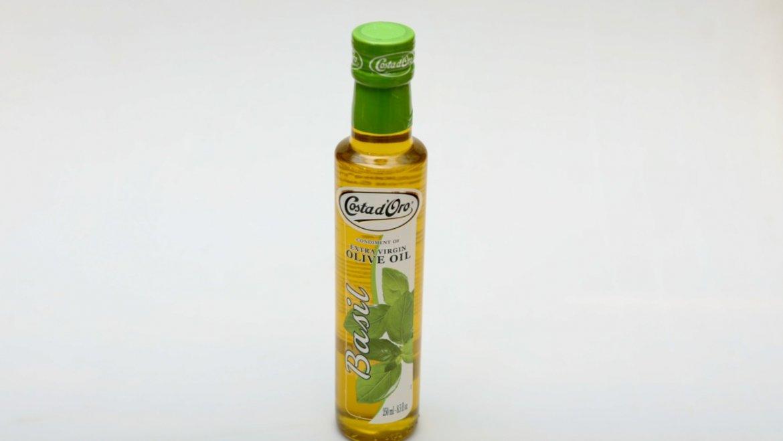 Оливковое нераф. масло со вкусом базилика