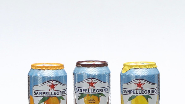 Лимонад «Сан Пелигрино»