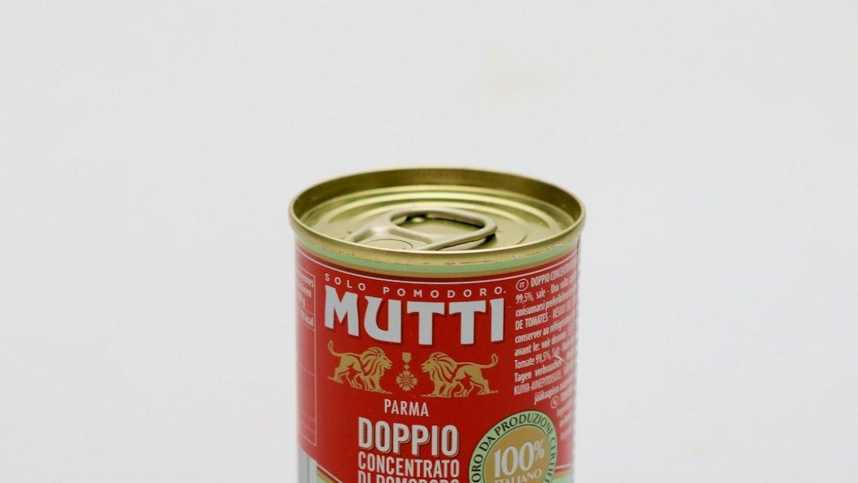 Томатная паста Мутти Допио