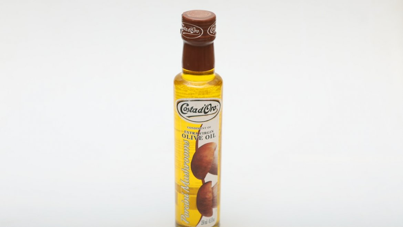 Оливковое нераф. масло с грибами