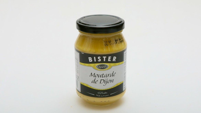 Горчица дижонская «Bister»