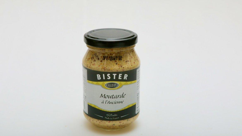 Горчица зернистая «Bister»